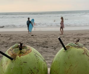 bali, happy, and paradise image
