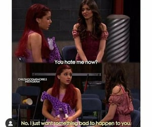 nickelodeon, tv show, and cat valentine image