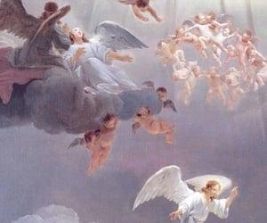 aesthetic, angel, and art image