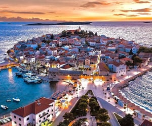 cities, visit, and Croatia image