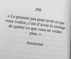amour, vrai, and courage image