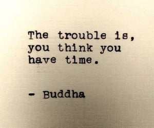 Buddha, live, and quote image