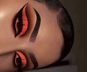 beauty, diva, and makeup image