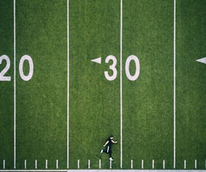 aerial photography, field, and numbers image