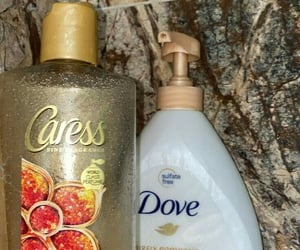 beauty, dove, and products image