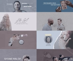 aesthetic, the walking dead, and edit image
