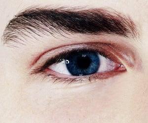 soul, blue, and eyes image