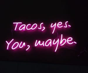 neon, sign, and love image