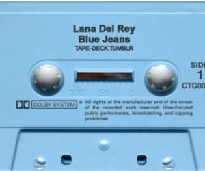 music, lana del rey, and vintage image