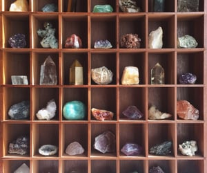 crystals, witchcraft, and paganism image