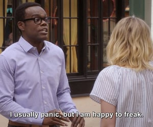 anxiety, mood, and the good place image