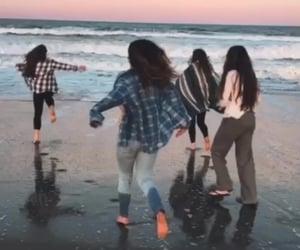 beach, broke, and dumb image