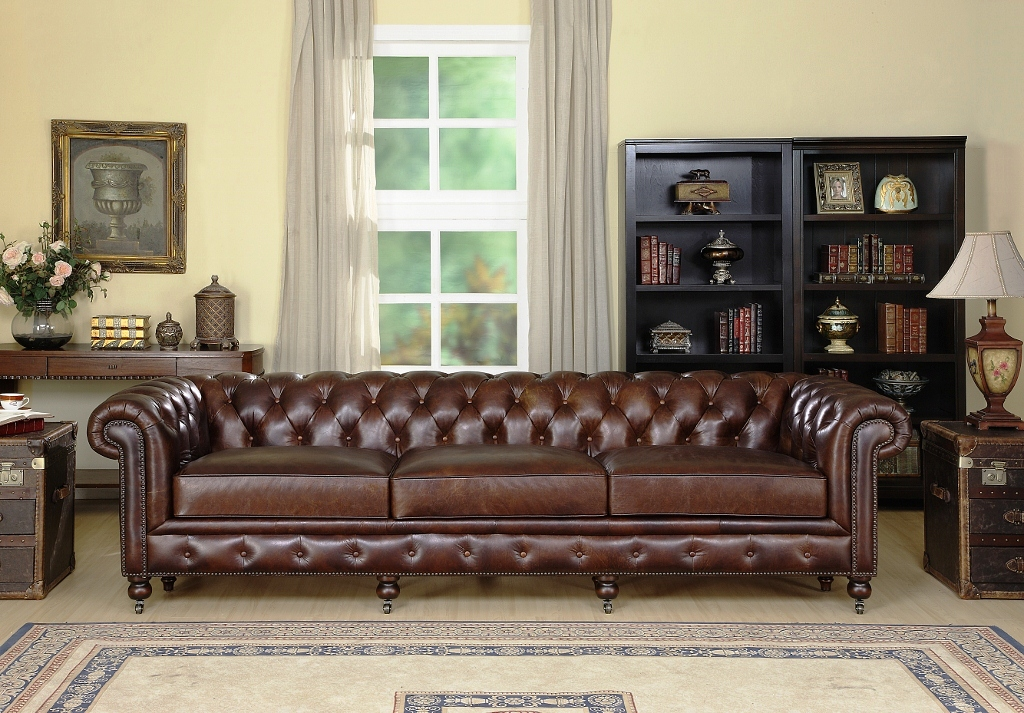 article and chesterfield sofa image