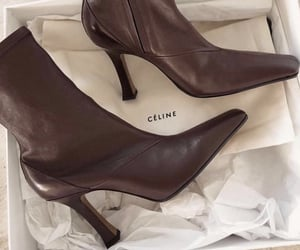 boots, fashion, and celine image