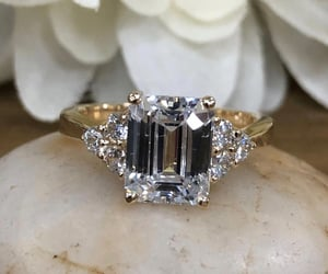 beauty, diamonds, and goals image