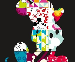 disney, wallpaper, and mickey image