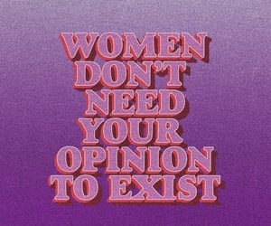 quotes, woman, and feminist image