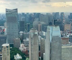 japan, tokyo, and view image