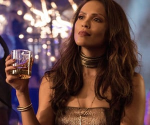 lucifer, mazikeen smith, and maze image
