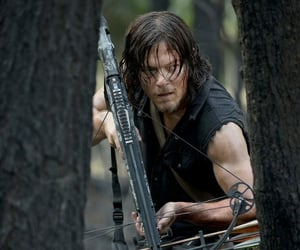 norman reedus, the walking dead, and tv show image