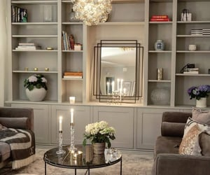 design, luxuryhome, and decoration image