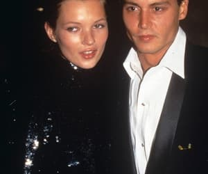 90s, couple, and johnny depp image
