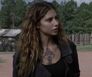 the walking dead, magna, and twd image