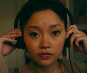 movie, lara jean covey, and to all the boys image