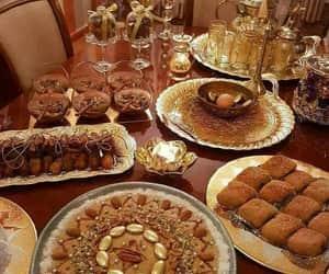 food, Algeria, and cakes image