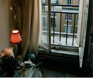 vintage, room, and window image