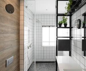bathroom, design, and fancy image