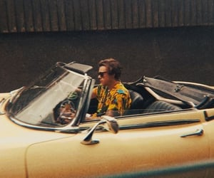 Harry Styles, car, and styles image