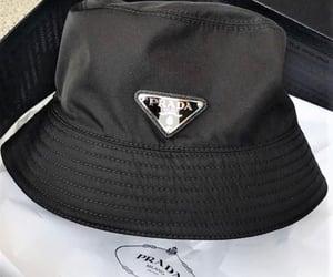 Prada and buckethat image