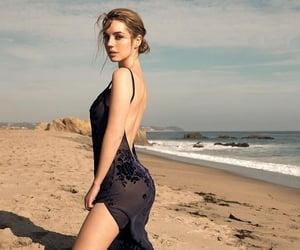 beach, beauty, and ocean image