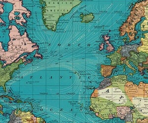 wallpaper, map, and continents image