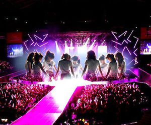 concert, girls generation, and pink image