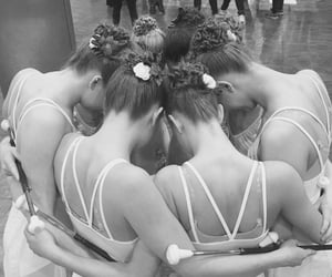 competition, friendship, and baton twirling image