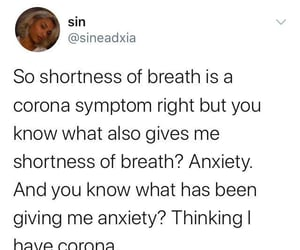 anxiety, mental health, and post image