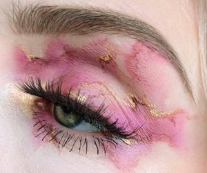 aesthetic, highlighter, and moda image