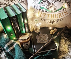 aesthetic, books, and candles image