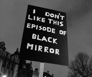 anxiety, apocalypse, and black mirror image