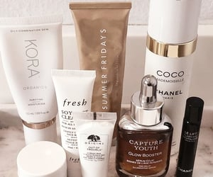 cosmetics and skincare image