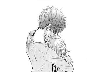 anime, couples, and manga image
