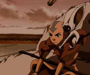 cartoon, gif, and avatar the last airbender image