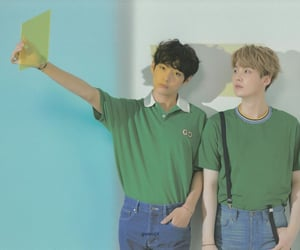 army, k-pop, and fondo image