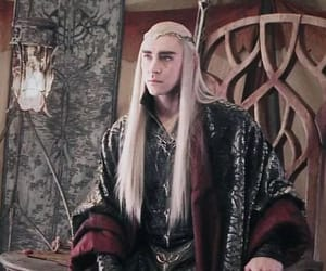 elf, king, and lee pace image