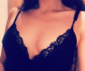 bra, bralette, and skin image