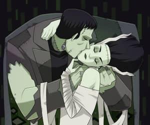 Frankenstein and Bride of Frankenstein image