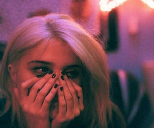 sky ferreira, grunge, and indie image