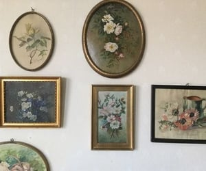 50s, flowers, and gallery image